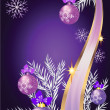 New year background - Image vectorielle