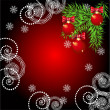 Christmas background - Stockvectorbeeld