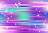 Leuchtenden Hintergrund — Stockvektor
