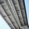 Highway bridge — Stockfoto