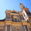 St michel church in menton — Stock Photo #5658635