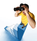 Looking for something new — Stock Photo