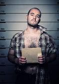Man arrested photo — Stock Photo