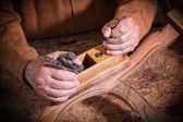 Ayrıntı marangoz — Stok fotoğraf