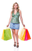 Shopping — Foto Stock
