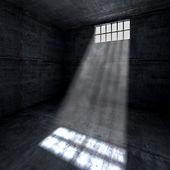 Więzienia 3d — Zdjęcie stockowe