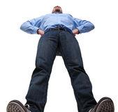 Hombre de pie — Foto de Stock