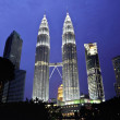 Stock Photo: Petronas tower