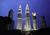 Petronas tower — Stock Photo