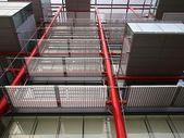 Esterno di un edificio moderno — Foto Stock