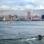 Panoramic View of Kaohsiung City — Stock Photo