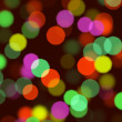 Royalty-Free Stock Photo: Bright bokeh background