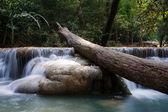 Beautiful waterfall cascades — Stock Photo