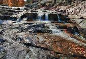 Waterfall cascade in missouri — Stock Photo