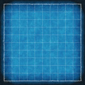 Blueprint background texture — Stock Photo