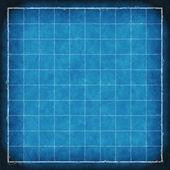 Blueprint background texture — Stock Photo