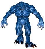 Fantasy big monster — Stock Photo