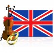 Royal wedding — Stock Vector #5478632