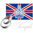 Royal wedding — Stock Vector #5478649