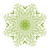 Arabesque ornament for your design — Stock Vector