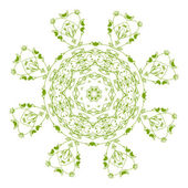 Arabesque ornament for your design — Cтоковый вектор