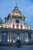 Katholische kirche — Stockfoto