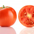 Red truss tomatoes — Stock Photo