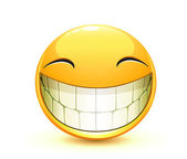 Emoticon — Foto de Stock