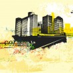 Big City — Stock Vector #5690246