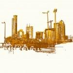 Big City — Stock Vector #5763106