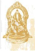 Ganesha — Stock Vector