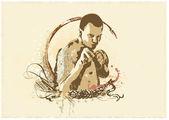 Boxing — Vector de stock