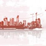 Big City — Stock Vector #5817351