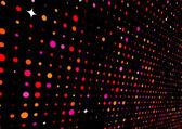 Disco lights — Stock Vector