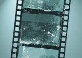 Grunge Film — Stock Vector