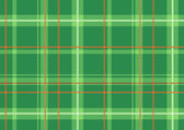 Scottish plaid — Stock Vector