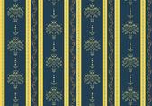 Wallpaper Pattern — Stock Vector