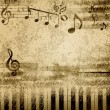 Music notes — Stock Photo #5634651