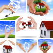 Real estate business - Stockfoto