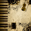 Music notes — Stockfoto #5801492