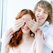 Young couple — Stock Photo #5830956