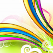 Colorful abstract background — Foto de Stock