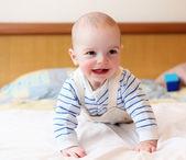 小宝宝的肖像 — 图库照片