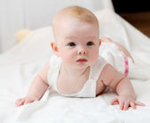 Cute infant — Stock Photo