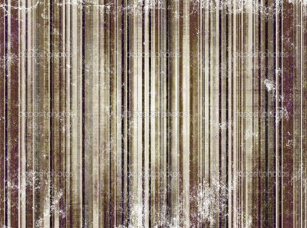 Grunge background with colored strips in retro styled — Stock Photo #5385783