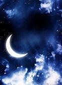 Night fairy tale — Stock Photo