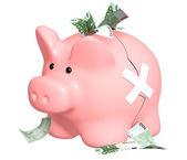 Piggy bank — Stock Photo