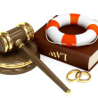 Marital agreement — Stock Photo