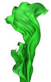 Green cloth — Zdjęcie stockowe