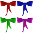 Royalty-Free Stock Photo: A set of bows